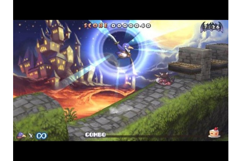 "Prinny: Can I Really Be the Hero? PSP review - ""How hard ..."