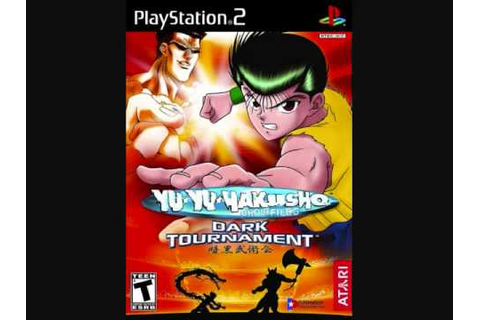 Yu Yu Hakusho: Dark Tournament - Token Game Theme - YouTube