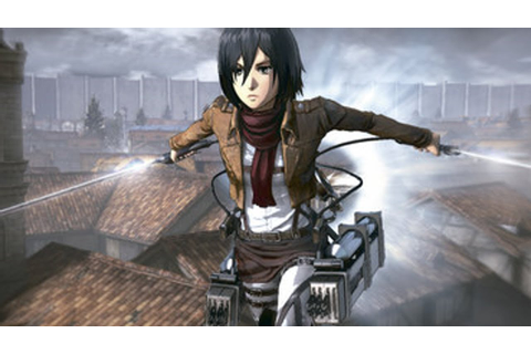 Attack on Titan PS4 - Eren, Mikasa & Armin Gameplay ...