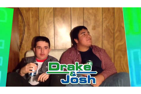DRAKE & JOSH PARODY! - YouTube