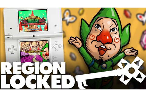 Tingle's Japan-Only Games - Region Locked Feat. Dazz (The ...