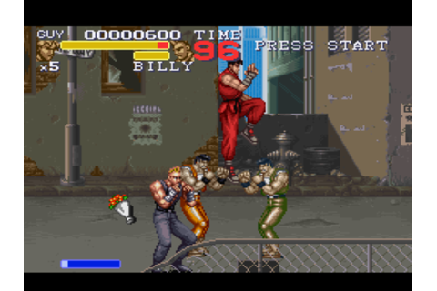 Final Fight 3 Download Game | GameFabrique