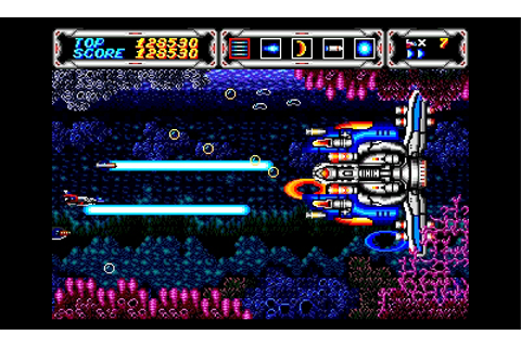 Learn about what's new with Thunder Force III and Turbo ...