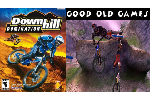 Downhill Domination Gameplay & Comments PS2 HD 2003 - YouTube
