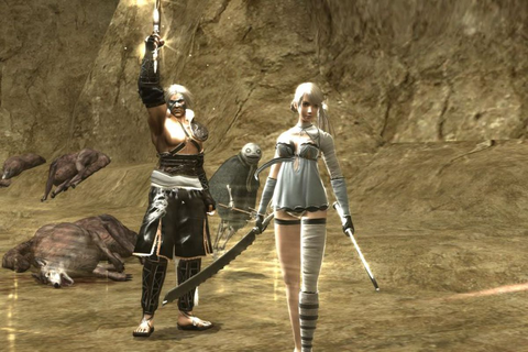 Drakengard, Nier director discusses methods for telling ...