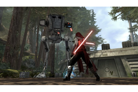 Star Wars: The Force Unleashed II: TFU II Endor DLC Info ...