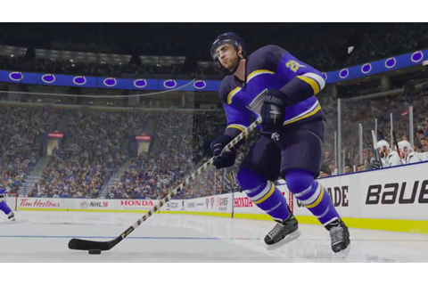 NHL 16 - Official Gameplay Balance Trailer - IGN Video