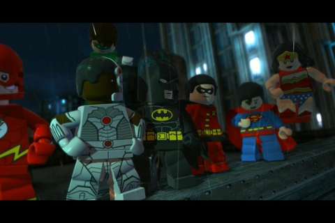 LEGO Batman: DC Super Heroes - test jeu Android sur ...