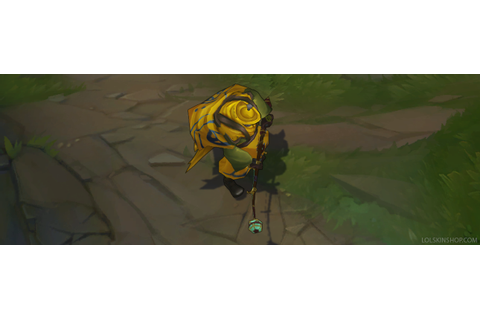 Angler Jax - How to get this skin? Lolskinshop.com
