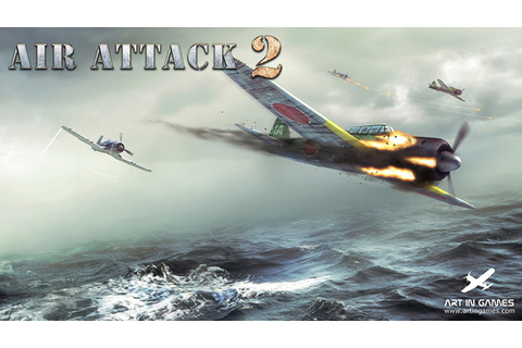 AirAttack 2 Gameplay IOS / Android - YouTube