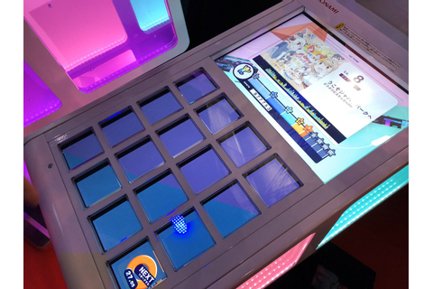 jubeat (ユビート) (AC) - BEMANI Games - Music Game Forums - ZIv