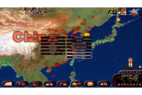 Geopolitical Simulator 3: Masters of the World: World War ...