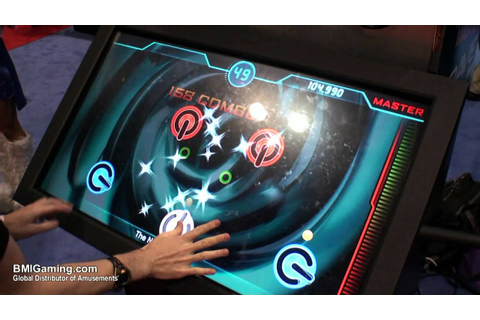 ReRave - Music Rhythm Video Arcade Game - BMIGaming.com ...