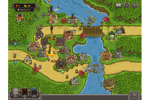 Kingdom Rush Next Chapter Screenshot
