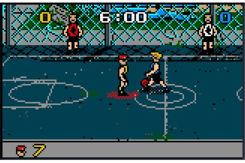Basketbrawl (USA, Europe) ROM