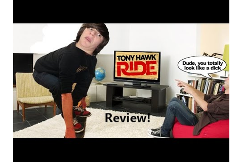 Tony Hawk Ride Game Review-64BitForLife - YouTube
