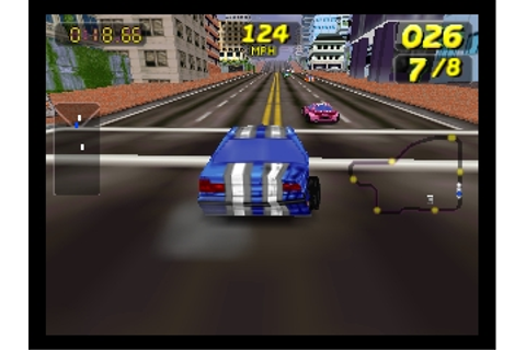 San Francisco Rush - Extreme Racing (USA) (En,Fr,De) ROM