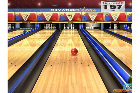Ten Pin Championship Bowling Pro | GameHouse