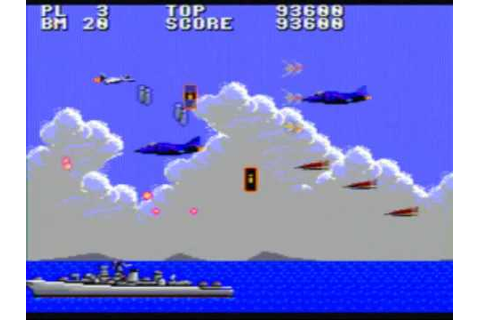 Aerial Assault Game Sample - Sega Master System - YouTube