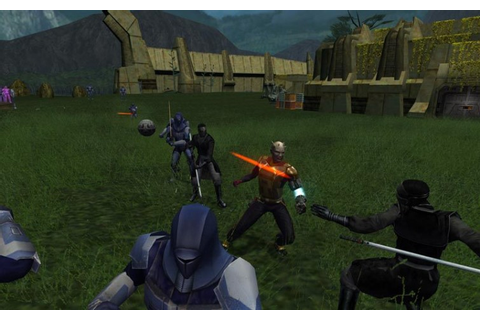 Star Wars: Knights of the Old Republic II - The Sith Lords ...