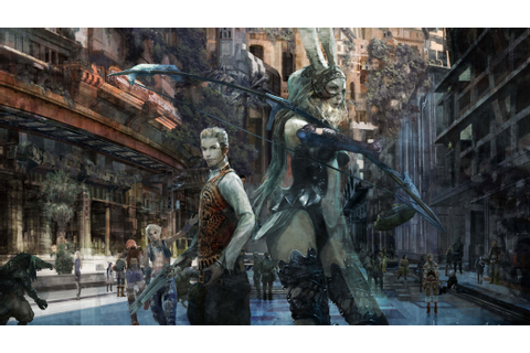 Final Fantasy XII: The Zodiac Age Wallpapers - Wallpaper Cave