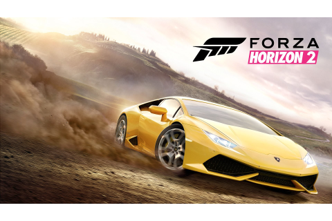Forza Horizon 2, Video Games, Lamborghini Huracan, Yellow ...