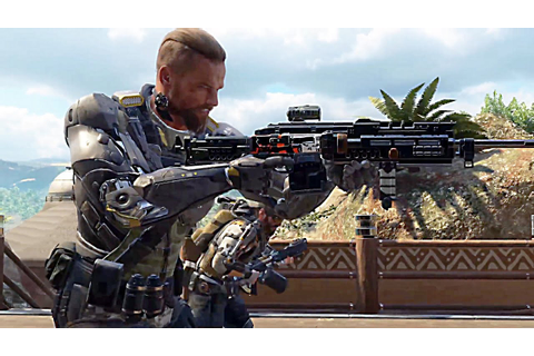Call of Duty Black Ops 3 Gameplay E3 2015 - YouTube
