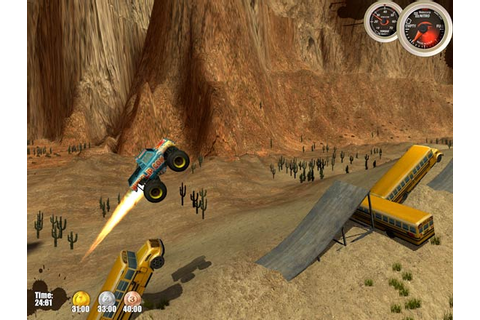 Monster Truck Nitro PC Racing Game Full Free Download ...