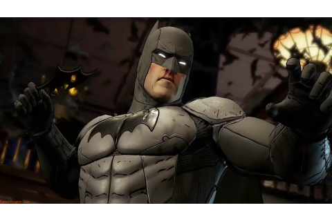 BATMAN: A Telltale Series - Episode 4: Guardian of Gotham ...