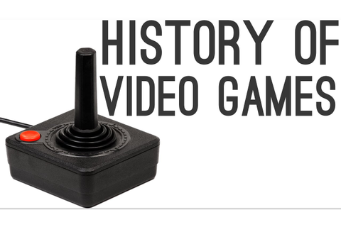 Early Video Game History (1948 – 1972) - YouTube