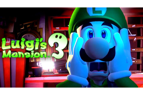 Luigi's Mansion 3 - Official Announcement Trailer ...
