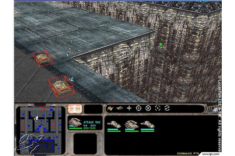 Star Wars: Force Commander Screenshots, Pictures ...
