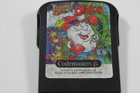 Fantastic Dizzy - Sega Game Gear
