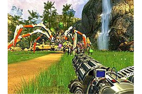 Serious Sam 2 - Wikipedia