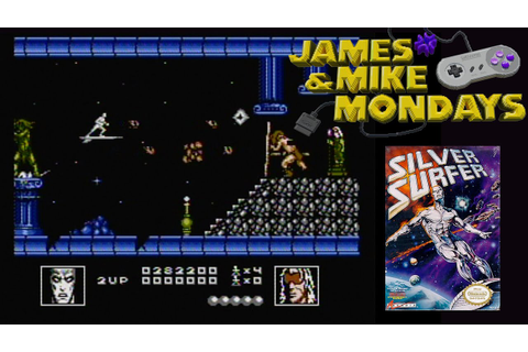 Silver Surfer (NES Video Game) James & Mike Mondays - YouTube