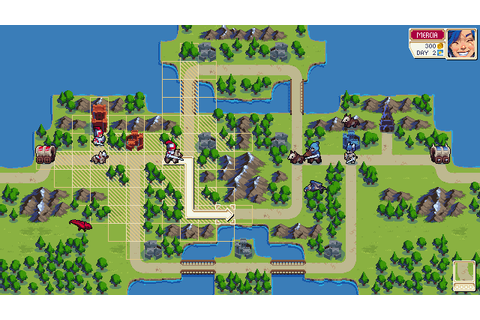 WarGroove Announced for Nintendo Switch; Bringing Turn ...