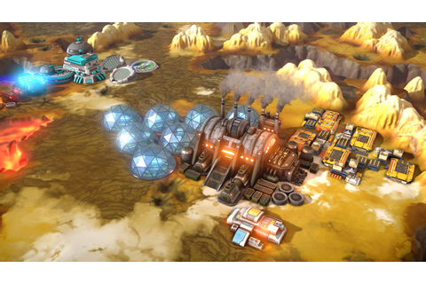 Offworld Trading Company's first expansion takes players ...