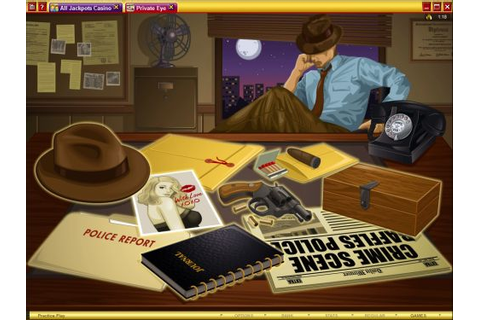 Private Eye Video Slot Review - Casino Answers!