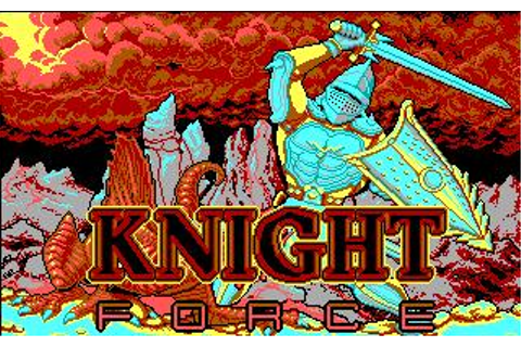 Knight Force Download (1989 Arcade action Game)