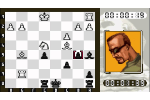 Virtual Kasparov 2002 Titus - Nintendo Game Boy Advance ...