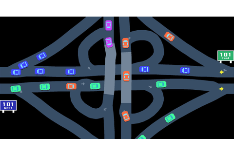 'Freeways' Is a Mobile Game That Lets You Play Traffic ...