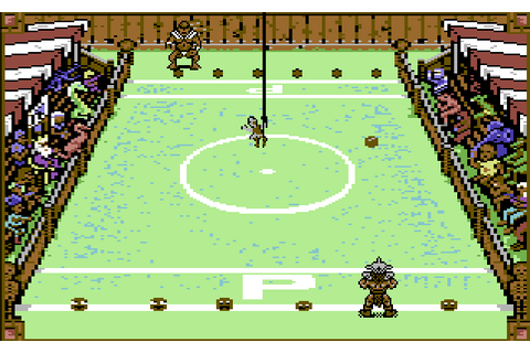 Grand Monster Slam (1989) by Golden Goblins C64 game