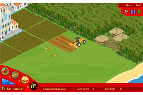 McDonalds Video Game Hacked (Cheats) - Hacked Free Games