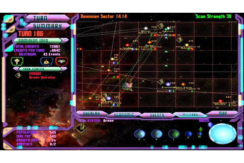 Let´s Play Star Trek Birth of the Federation UDM III ...