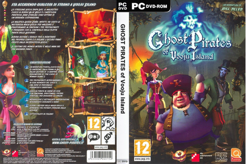 Ghost Pirates of Vooju Island (2010) [ITA] [Pc Game ...