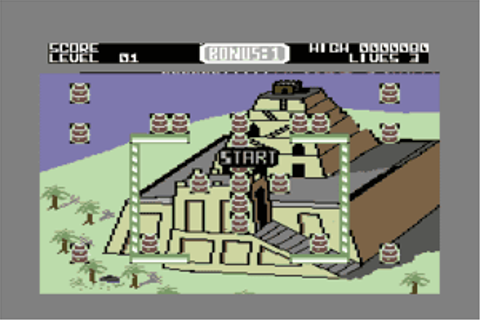 Download Bombo (Commodore 64) - My Abandonware