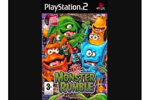 Buzz Junior! Monster Rumble (PS2) Minigame 2 - YouTube