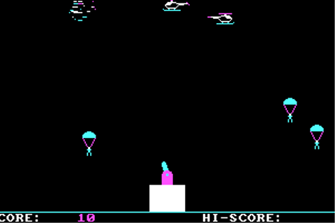 Download Paratrooper - My Abandonware