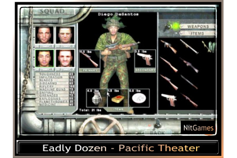 Download - Deadly Dozen - Pacific Theater RIP(163MB ...
