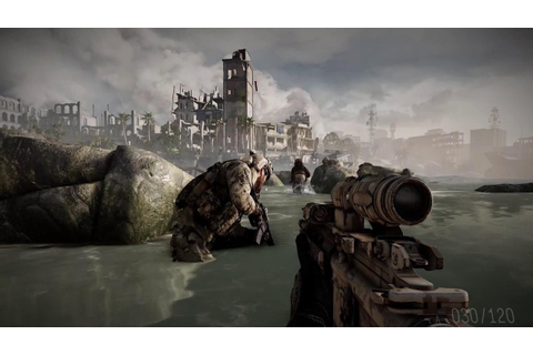 Game World: Medal of Honor: Warfighter